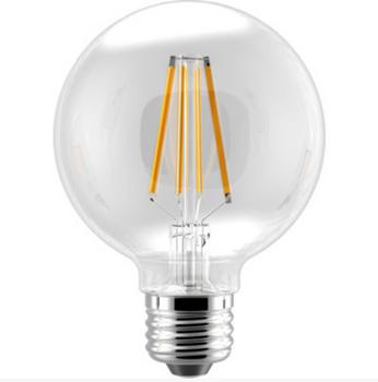EIKO LED6WG25/FIL/827K-DIM-G6 6W G25 Filament Decorative LED Bulb