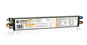 GE632MAX-H90-S60 (71497) GE UltraMax Ballasts, 100%/60% Bi-Level Dimming