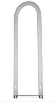 "F32T8/841K/U6 Eiko 02404 32W T8 U-Bend Cool White - 6"" Center"
