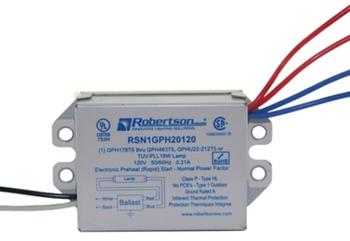RSN1GPH20120 Robertson UV Germicidal Ballast