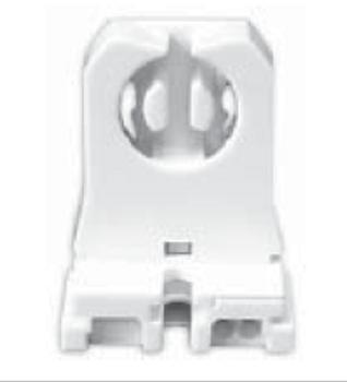 T10/T12 Medium Bi-Pin Socket Unshunted   Tall