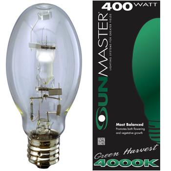 SUNMASTER LM.400W.U28.4.OK 400 Watt Green Harvest Grow Lamp