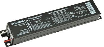 QTP2X59T8/UNV ISN-SC Sylvania 49598 Fluorescent T8 Ballast