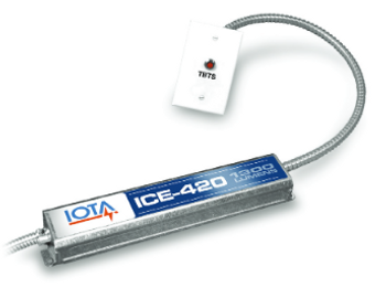 ICE-420-EM-A IOTA Cold Weather Outdoor Egress Emergency Battery Pack