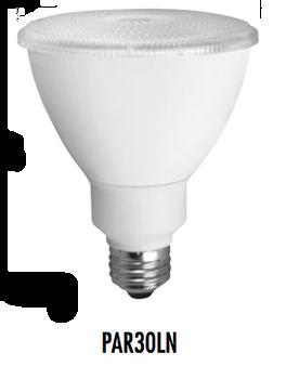 TCP 14 Watt PAR30 Long Neck LED Lamps