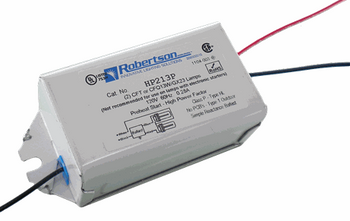 HP213P BM Robertson Ballasts - Side Exit Leads