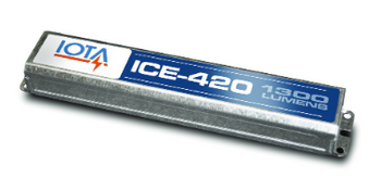 ICE-420-EM-B IOTA Cold Weather Outdoor Egress Emergency Lighting Battery Pack