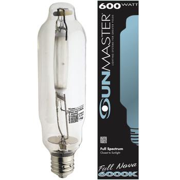 SUNMASTER LM.600W.U25.6.0K (80490) 600W Full Nova Grow Lamp