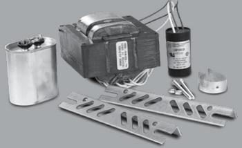Howard Lighting S-1000-4T-CWA-K HPS Ballast Kit