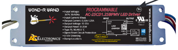 AC Electronics AC-25CD1.25BPMV Programmable LED Driver