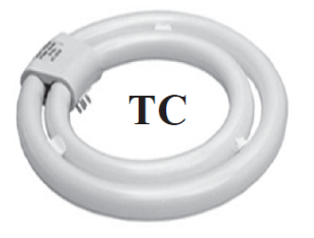 VIVA 55W Twin Circline (TC) T6 Fluorescent Lamp 3500K