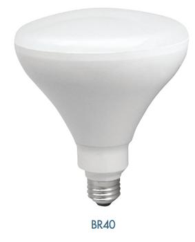 TCP 17 Watt BR40 Elite LED Dimmable Lamps