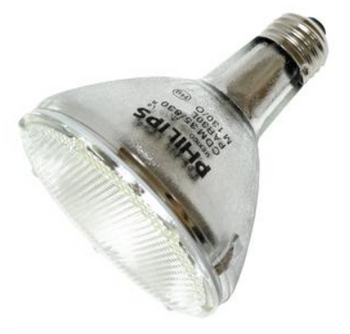 CDM35/PAR30L/M/SP Philips (22389-7) Metal Halide PAR30 Longneck Lamp