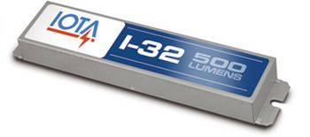 I-32 IOTA Emergency Lighting Battery Pack Ballast