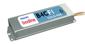 B4CF1 Cold-Pak Bodine Emergency Lighting Ballast - Extended Temperature