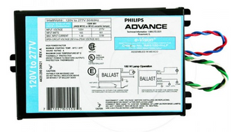 IMH-150-H-LF-M Advance 150W Electronic Metal Halide Ballast - Mounting Feet
