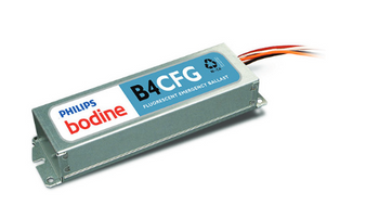 B4CFG Bodine Emergency Lighting Ballast