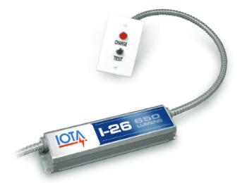 I-26-EM-A IOTA Compact Emergency Lighting Battery Pack Ballast