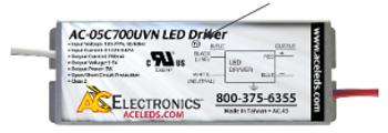 AC Electronics AC-05C700UVN LED Driver