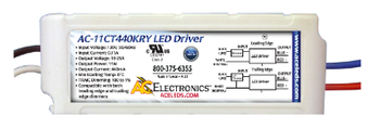 AC Electronics AC-11CT440KRY LED Driver