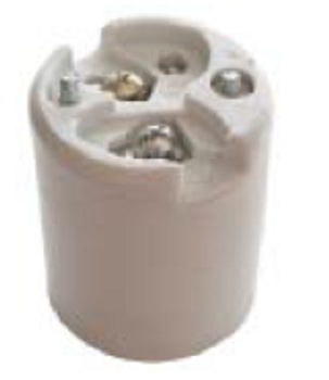 E39 Mogul Base Socket - Terminal Screw