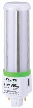 Hylite HL-OBF-11W-G24 LED 11 Watt Omni-Bulb