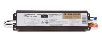 EP2/75IS/MV/SC Howard Electronic T12 Ballast