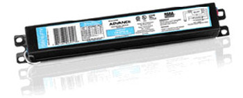 ICN-2S40-N Advance Ballast for 4 foot T12 Bulbs