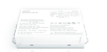 eldoLED SOLOdrive 361/S LED Driver - Side Leads