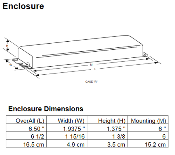 Rlq120tp Advance Magic Fluorescent Ballast. Ballast Wiring Advance Rlq120tp Dimensions. Wiring. 3 L Advance Ballast Wiring Diagram At Scoala.co