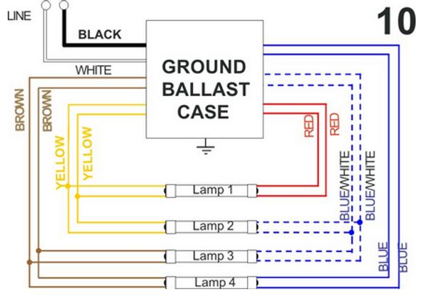 Allanson Ballast Wiring Diagram Wiring Diagram Database