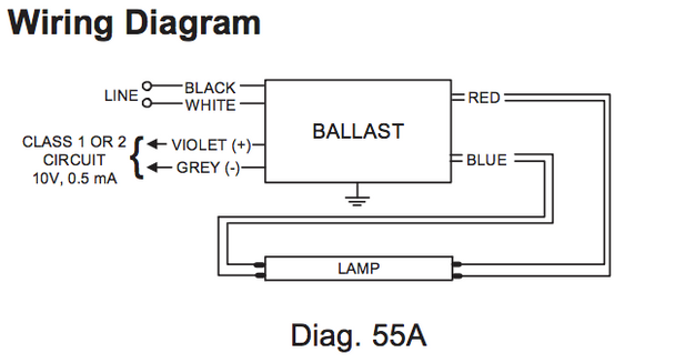 Allanson Electronic Ballast Wiring Diagram Http Wwwpartsforsigns