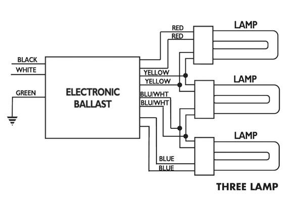 est-a39pbxs ac electronics rapid start ballast
