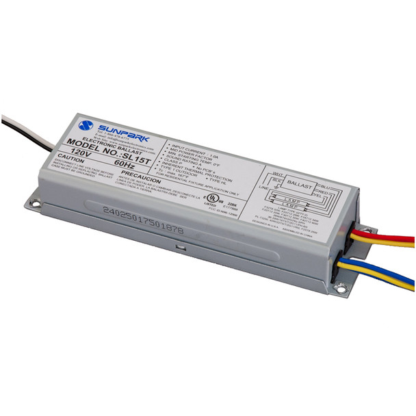Sunpark Sl15t Electronic Replacement Ballast