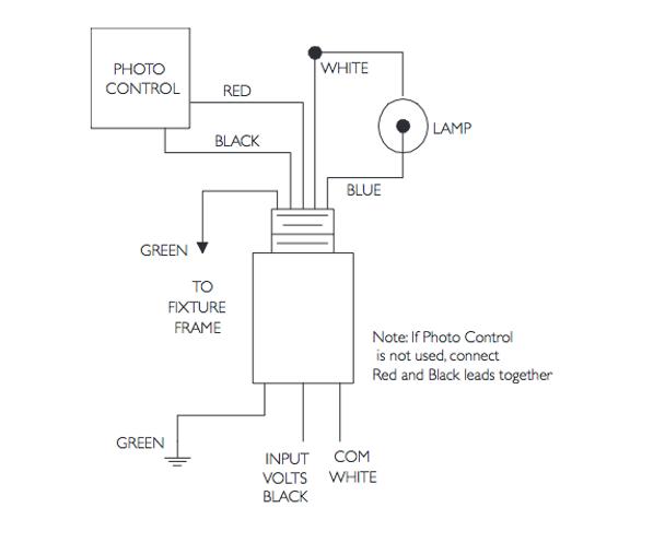 150w Hps Wire Diagram - Wiring Data