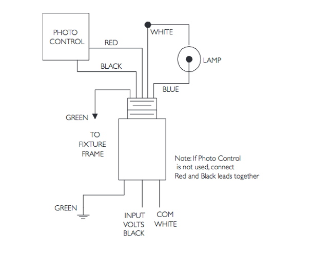 Advance Ballast Kit Wiring Diagram - Diagrams Catalogue on