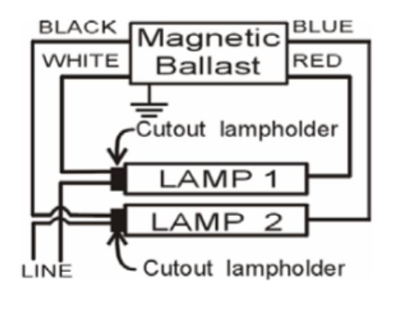 osram sylvania 48018 magnetic fluorescent t12 ballast. Black Bedroom Furniture Sets. Home Design Ideas