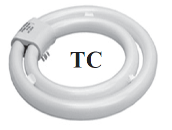 Viva Twin Circline Tc T6 55w Cool White Dual Circline