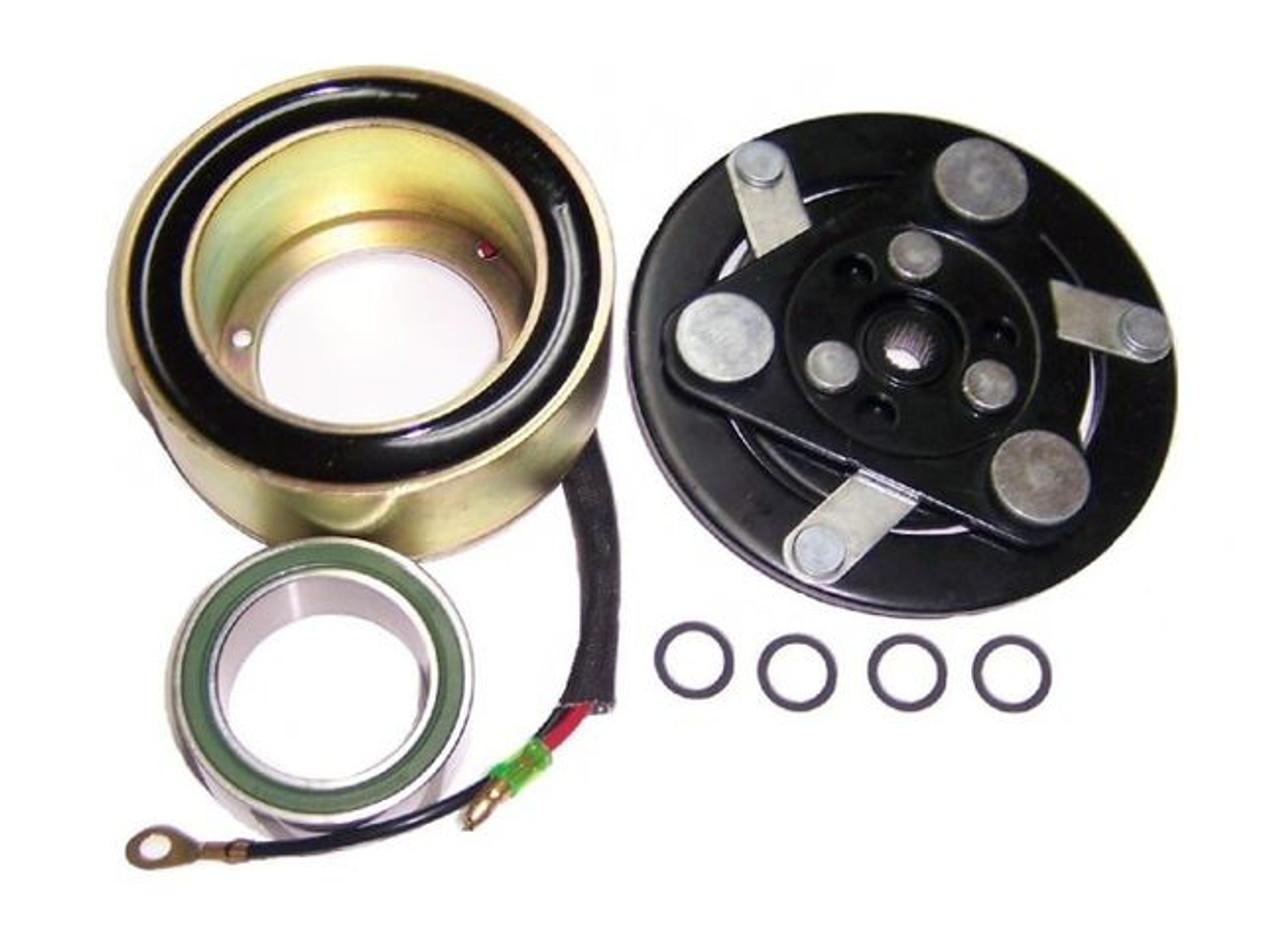 2001 honda civic ac compressor clutch bearing