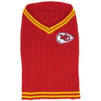 Kansas City Chiefs NFL Football Pet SWEATER
