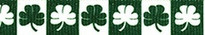 Shamrock Coupler Dog Leash