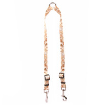 Paw Prints in the Sand Coupler Dog Leash