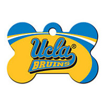 UCLA Bruins Engraved Pet ID Tag