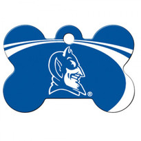 Duke Blue Devils Engraved Pet ID Tag