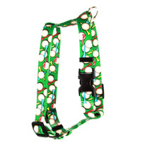 "Golf Balls Roman Style ""H"" Dog Harness"