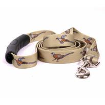 Pheasants EZ-Grip Dog Leash