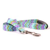 Chevy Stripe Blue EZ-Grip Dog Leash