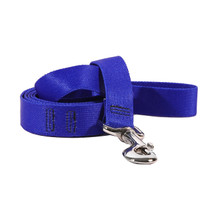 Solid Royal Blue Dog Leash