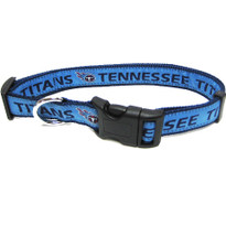 Tennessee Titans Dog Collar