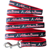 Atlanta Braves Dog LEASH